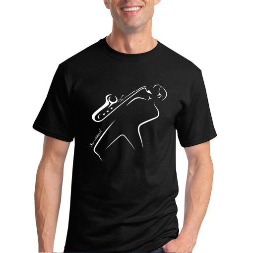 Steve Norman Black Tshirt